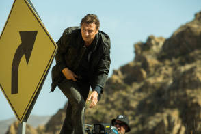 Liam Neeson in Taken 3 (2014) - Behind the Scenes photos