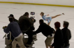Filming Somewhere (2010) - Behind the Scenes photos