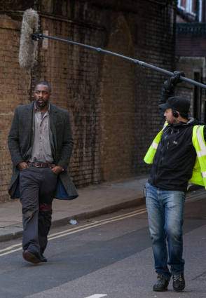 Filming Luther (2010) - Behind the Scenes photos