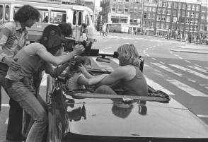 Filming Turkish Delight (1973) - Behind the Scenes photos
