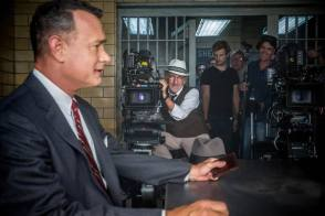 Filming Bridge of Spies (2015) - Behind the Scenes photos