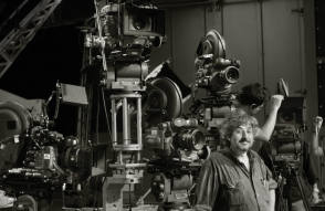 Andrew Lesnie ACS ASC - Behind the Scenes photos