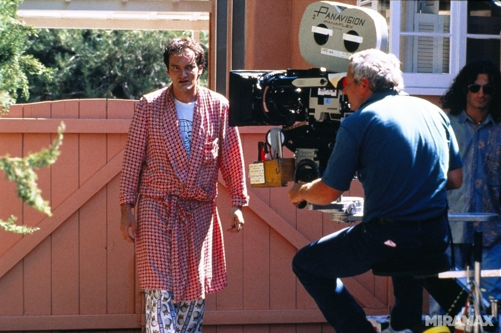 Quentin Tarantino – Pulp Fiction Behind the Scenes