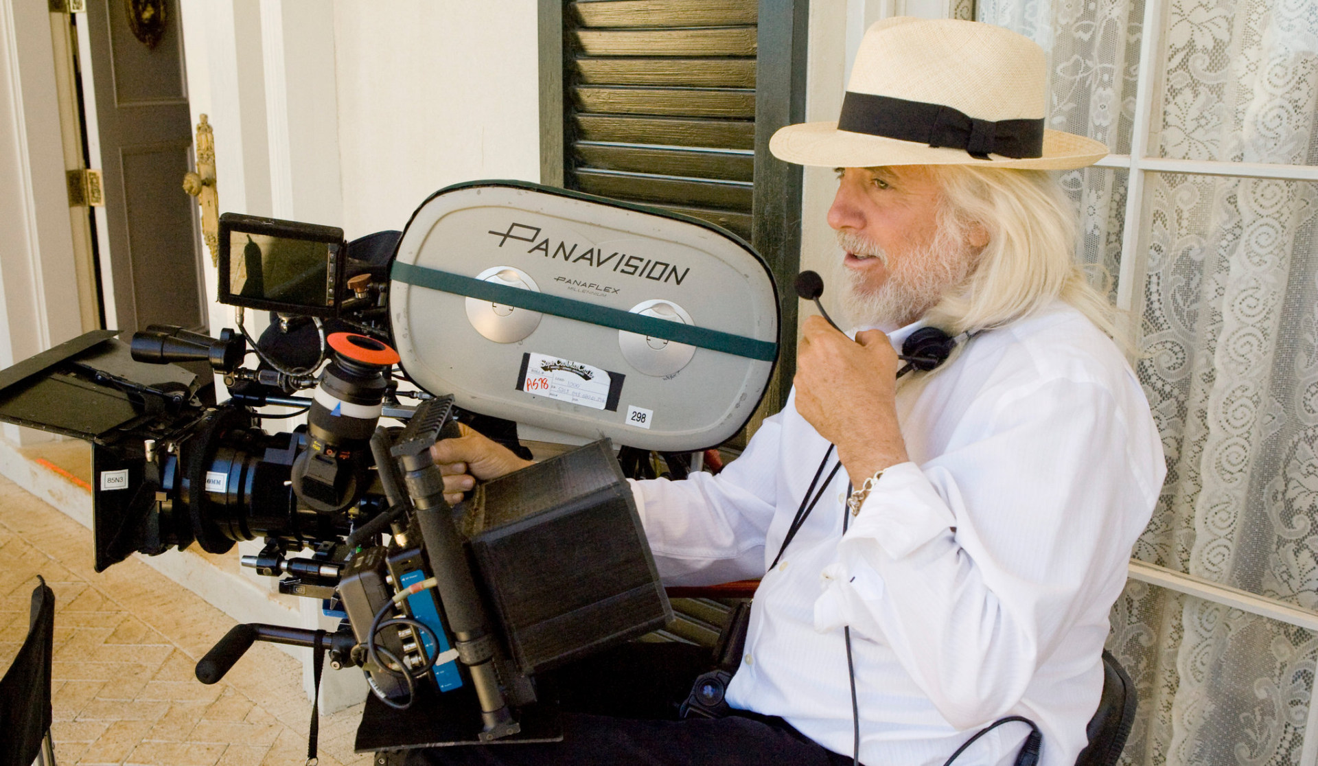 Robert Richardson – Django Unchained Behind the Scenes