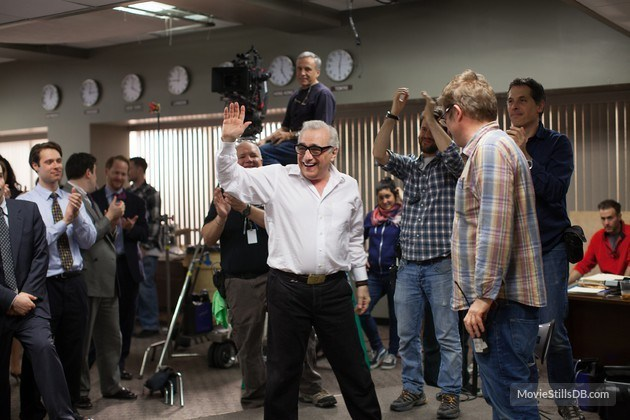 Martin Scorsese – The Wolf of Wall Street Behind the Scenes