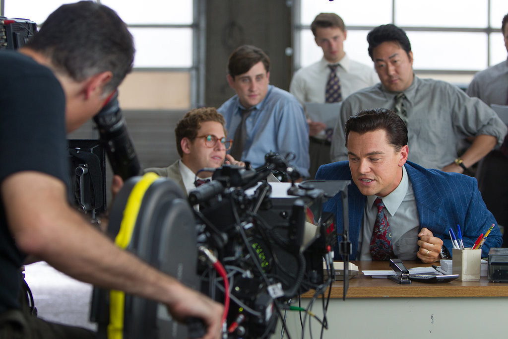 Leonardo DiCaprio – The Wolf of Wall Street Behind the Scenes