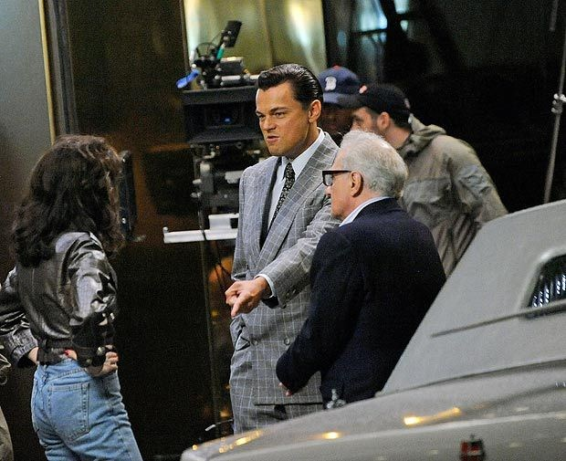 Marty, Leo, and Cristin – The Wolf of Wall Street Behind the Scenes