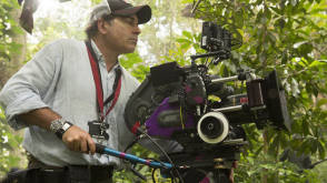 John Schwartzman – Jurassic World - Behind the Scenes photos