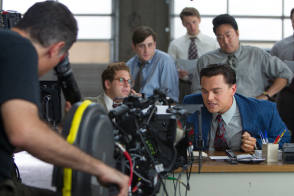 Leonardo DiCaprio – The Wolf of Wall Street - Behind the Scenes photos