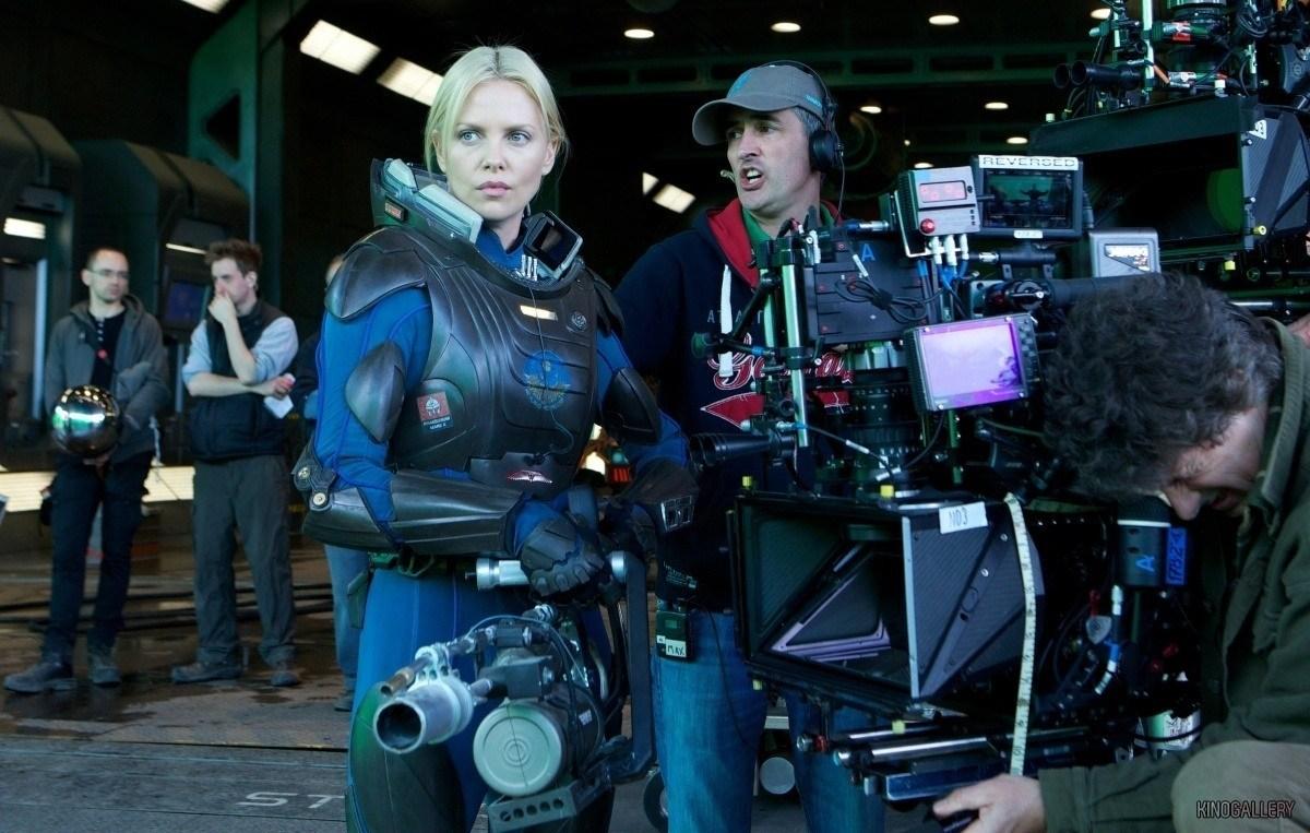 Prometheus Behind the Scenes Photos & Tech Specs