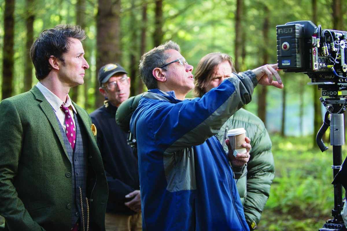 The Librarians Behind the Scenes Photos & Tech Specs