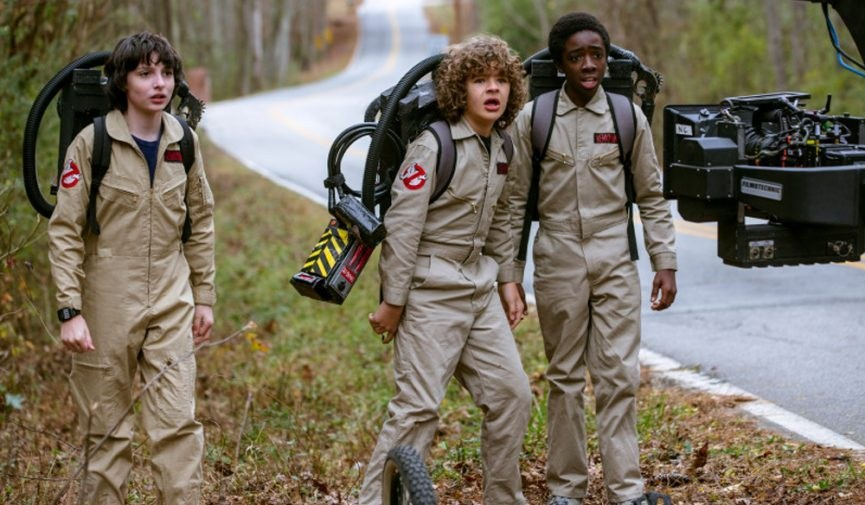 Stranger Things Behind the Scenes Photos & Tech Specs