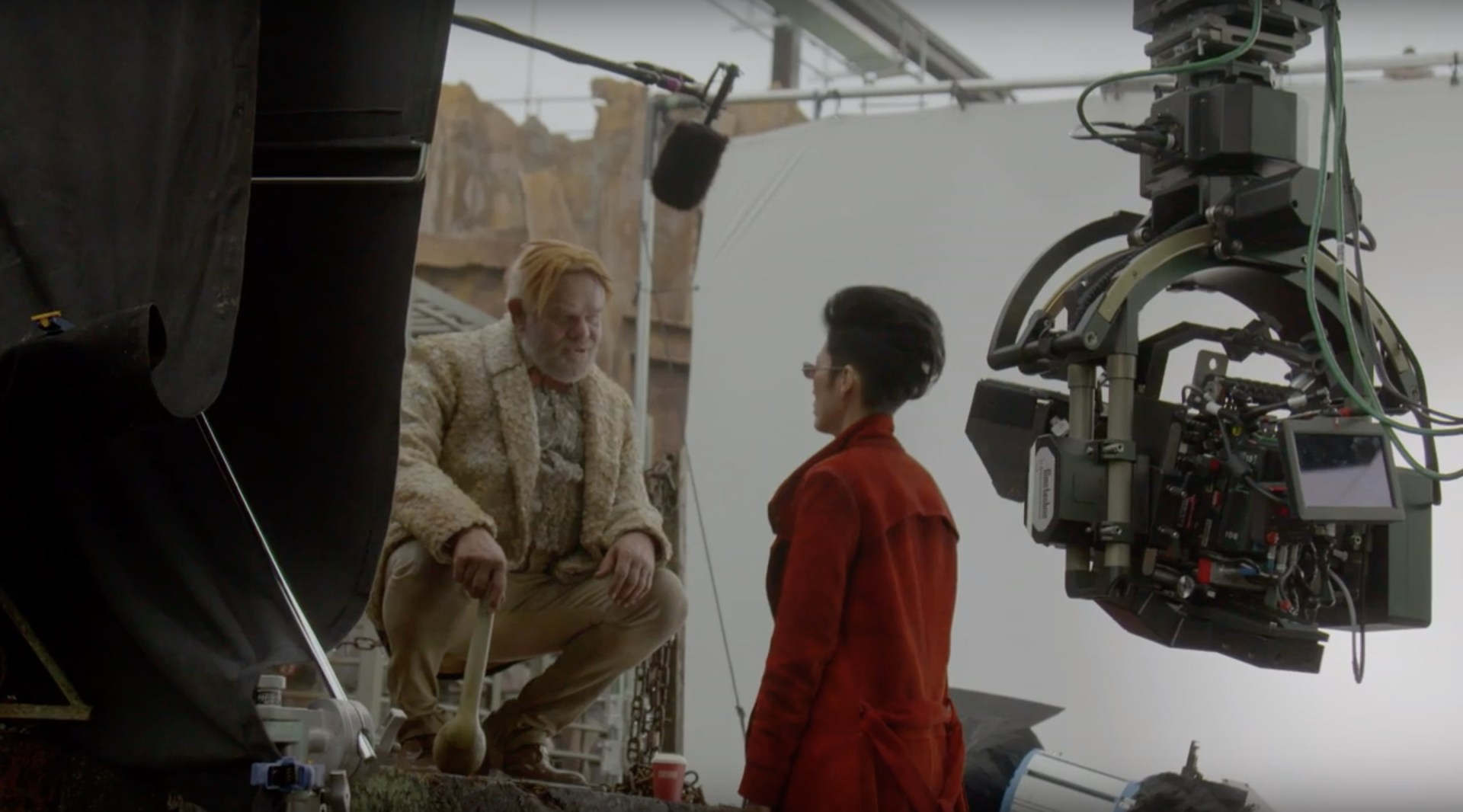 Mortal Engines Behind the Scenes