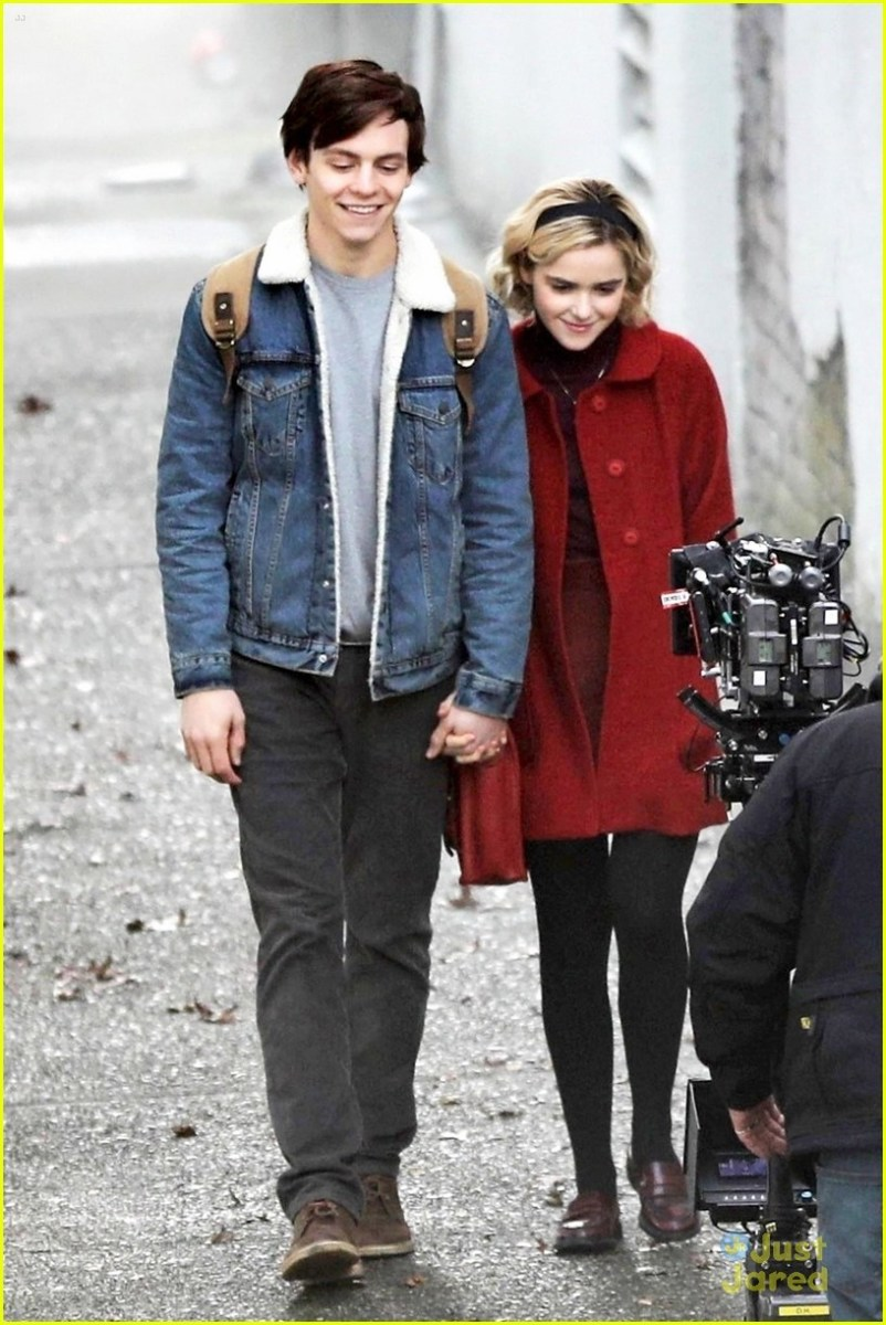 Chilling Adventures of Sabrina Behind the Scenes