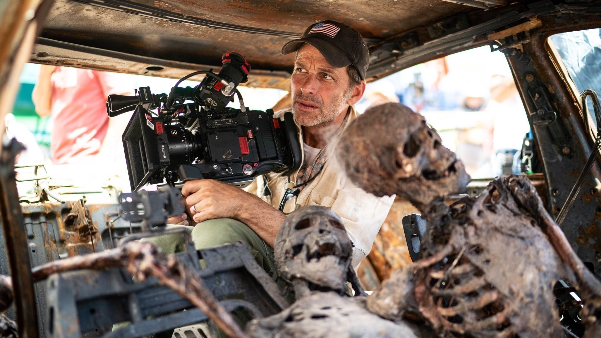 Army of the Dead Behind the Scenes