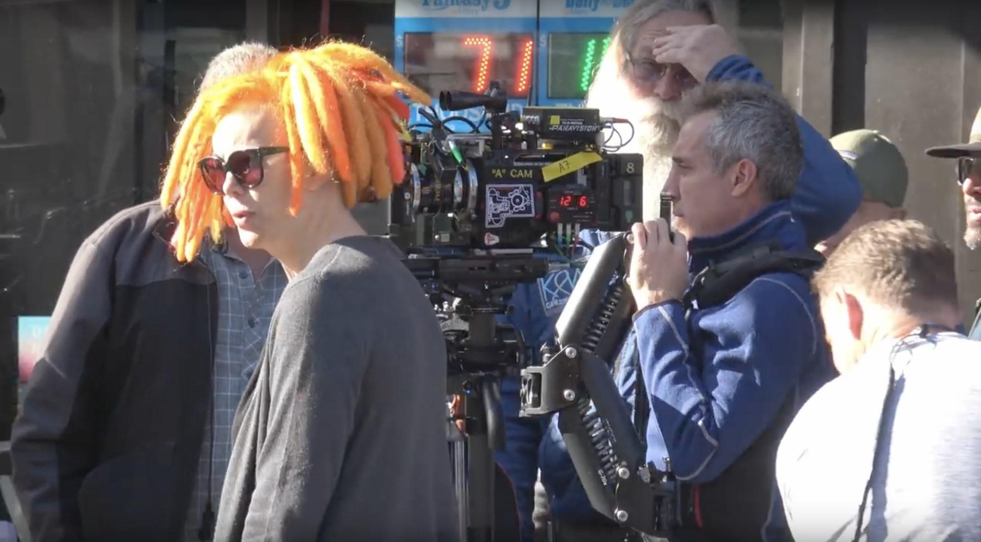 Matrix 4 Behind the Scenes