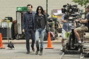 Jessica Jones - Behind the Scenes photos