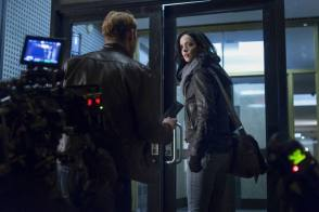 Jessica Jones, TV Series - Behind the Scenes photos