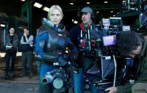 Prometheus - Behind the Scenes photos