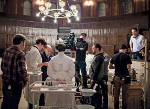 The Knick - Behind the Scenes photos