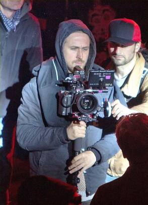 Ryan Gosling - Behind the Scenes photos