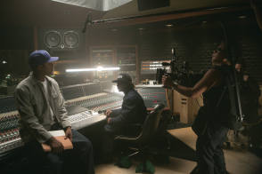 Straight Outta Compton - Behind the Scenes photos