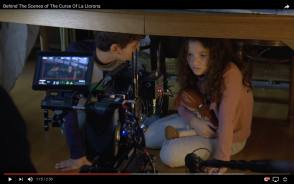 The Curse of La Llorona - Behind the Scenes photos