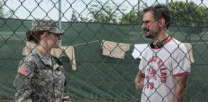 Camp X-Ray (2014) - Behind the Scenes photos