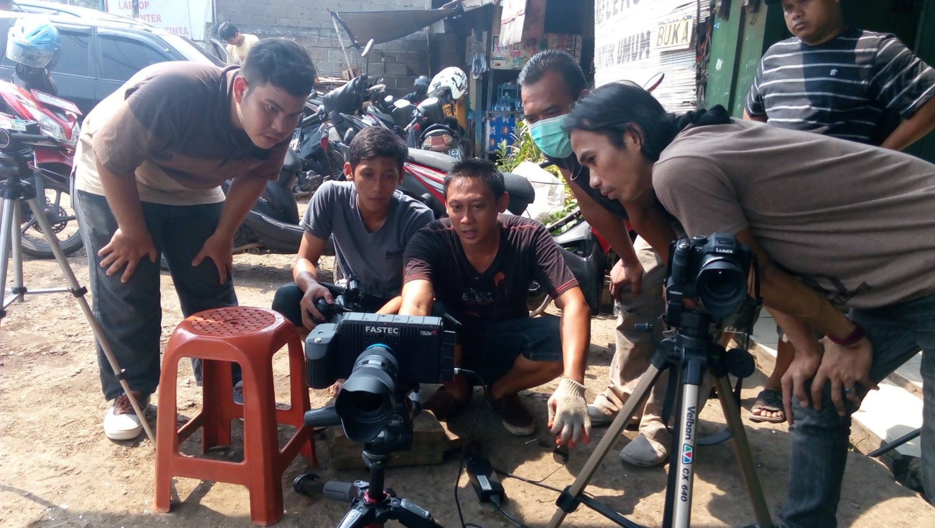 The Making of Indonesia dalam Slowmotion Behind the Scenes