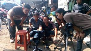 The Making of Indonesia dalam Slowmotion - Behind the Scenes photos