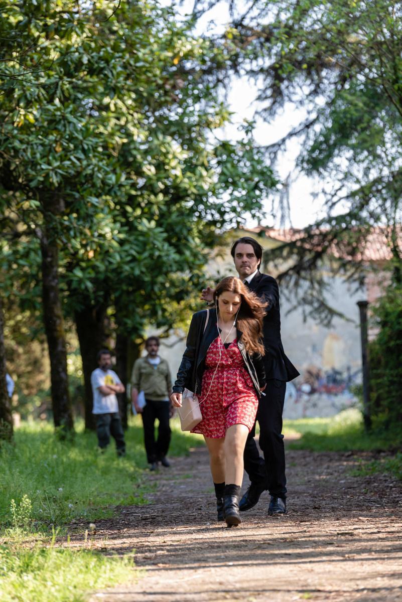 Giovanni Morassutti scene rehearsal(2019) Behind the Scenes