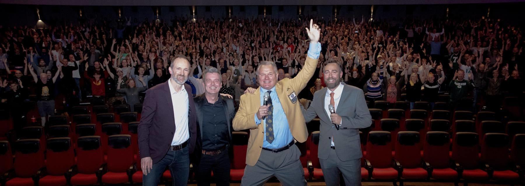 Guldjakken – Fra Struer til Hall of Fame Behind the Scenes
